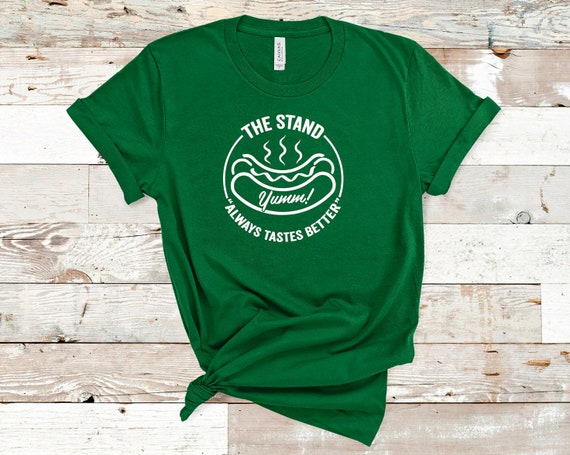 The Stand - T-shirt (Pick up at The Stand)