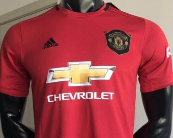 newest 85833 c286a Manchester united jersey | Etsy