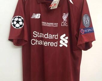 buy popular 0c2cf 09721 Liverpool jersey | Etsy
