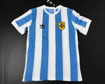 a6519786d Argentina 1978 Retro Soccer jersey. Free printing of Name and Number!!!