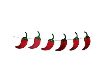 Hanging Chili Pepper Etsy