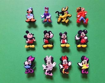 50pcs Lion King PVC Shoe Charms Buckles Decoration Action Figure Jibitz for Croc