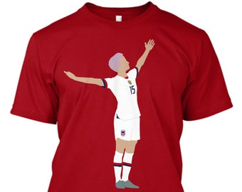 online store cdcee 4a5c5 Megan rapinoe | Etsy