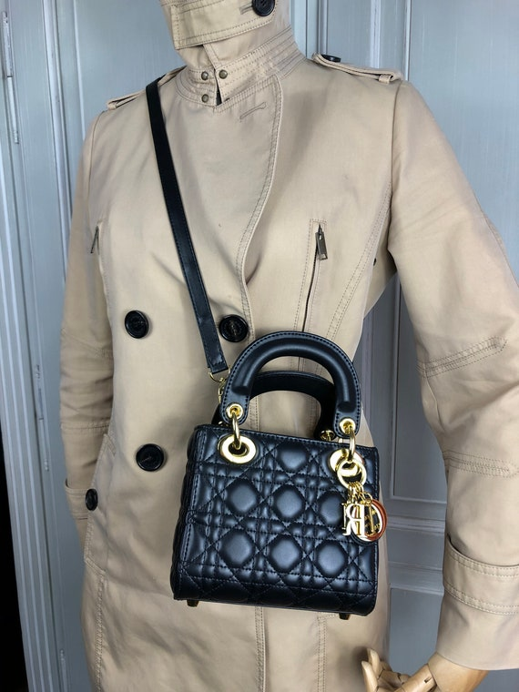 reserve for Suisie Ankerban black leather gold