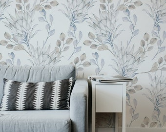 African Protea | Removable Wallpaper | Pattern #173