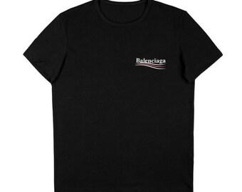 487a8382279 Balenciaga Shirt Inspired by Balenciaga tshirt Balenciaga t-shirt  Balenciaga t shirt Gucci tees Fashion shirt ALL SIZE UNISEX