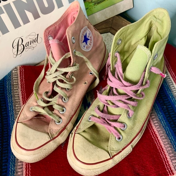 Vintage Made in the USA Converse