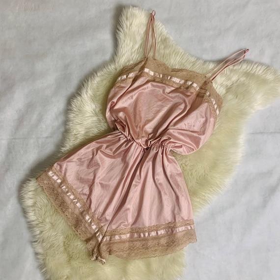 Vintage Silk Bralette Luxury Silk Lingerie Boudoir style bralette Pink Silk Chiffon Bralette Powder Pink Sheer Bralette