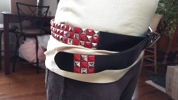 Fits 38 Inch Waist Silver Belt With Petite Swoop