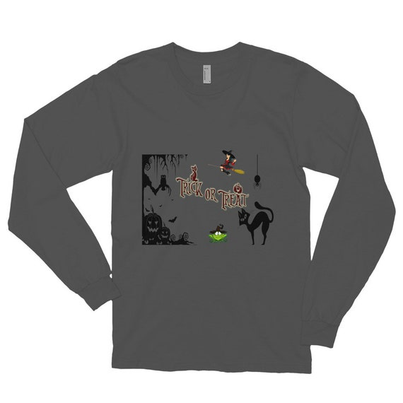 Spooky Tree Happy Halloween Bats Trick Or Treat T Shirt Tee