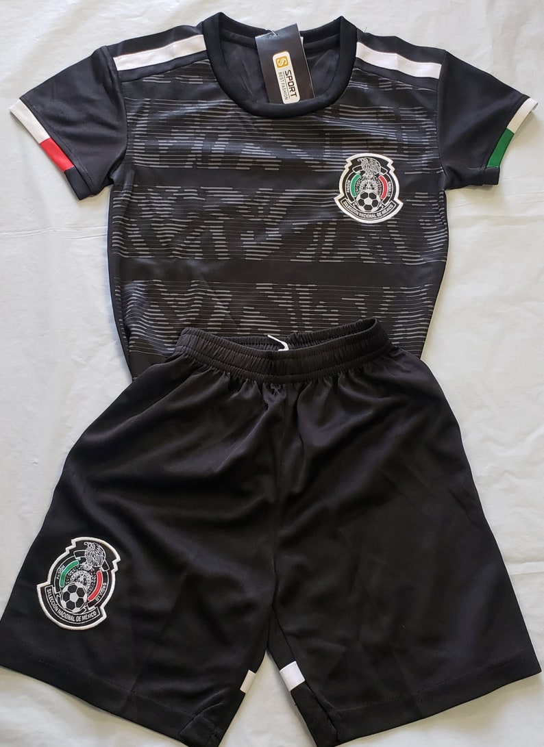 watch 8a055 1ef8f New Mexico National Team Replica Jersey and Short