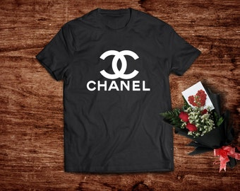 c3dae52fc7d3 Chanel Luxury Shirt High Fasion Inspired Women's Men's Unisex Shirt - Gift  For Her