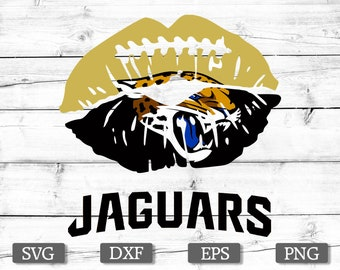 eb6062fb Jacksonville jaguars svg   Etsy