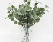 1 pcs 26 quot Artificial Eucalyptus Leaves, Artificial Eucalyptus Leaf, Faux Eucalyptus Leaf, Plastic Eucalyptus Leaf, Decor Flower