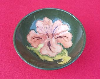 Moorcroft hibiscus | Etsy