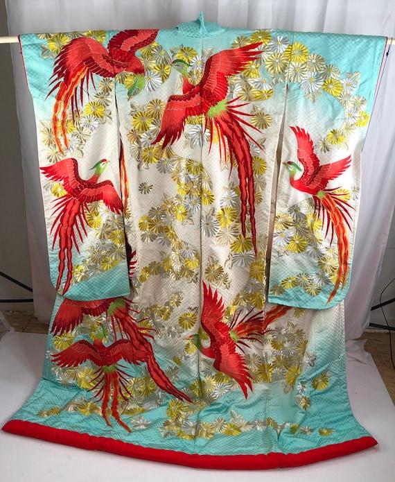 japanese kimono vintage