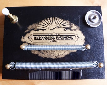 Springzinger Electroacoustic Percussion Instrument- Sancho Panza