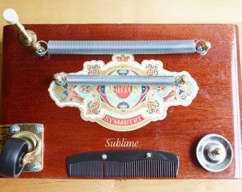 Springzinger Electroacoustic Percussion Instrument- Ashton Sublime