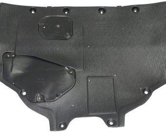 New Undercar Shield For 1999-2005 Bmw 3 Series Made Of Plastic BM1228105 51718193818