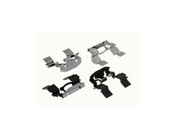 New Disc Brake Pad Installation Kit Front For Dodge Durango 2003-2006 P1079