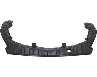 New Front Lower Valance For 2013-2007 Buick Enclave Dark Grey Textured Finish GM1095196 20983415