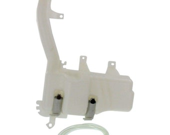 New Windshield Washer Tank For 2007-2012 Nissan Sentra With Pump Motor NI1288104