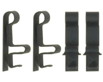 Disc Brake Anti-Rattle Clip-Disc Front,Rear Carlson H5458