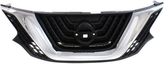 for Nissan Murano NI1068127 2015 to 2016 New License Plate Bracket Front