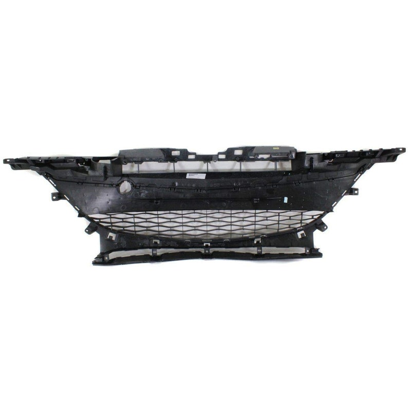 BUMPER GRILLE FRONT FOR 2010 2011 MAZDA 3 MA1036114