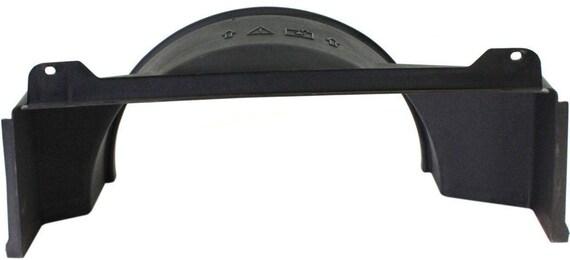New Upper Radiator Fan Shroud For 1999-2004 Chevrolet Silverado 1500 4.3L GM3110130