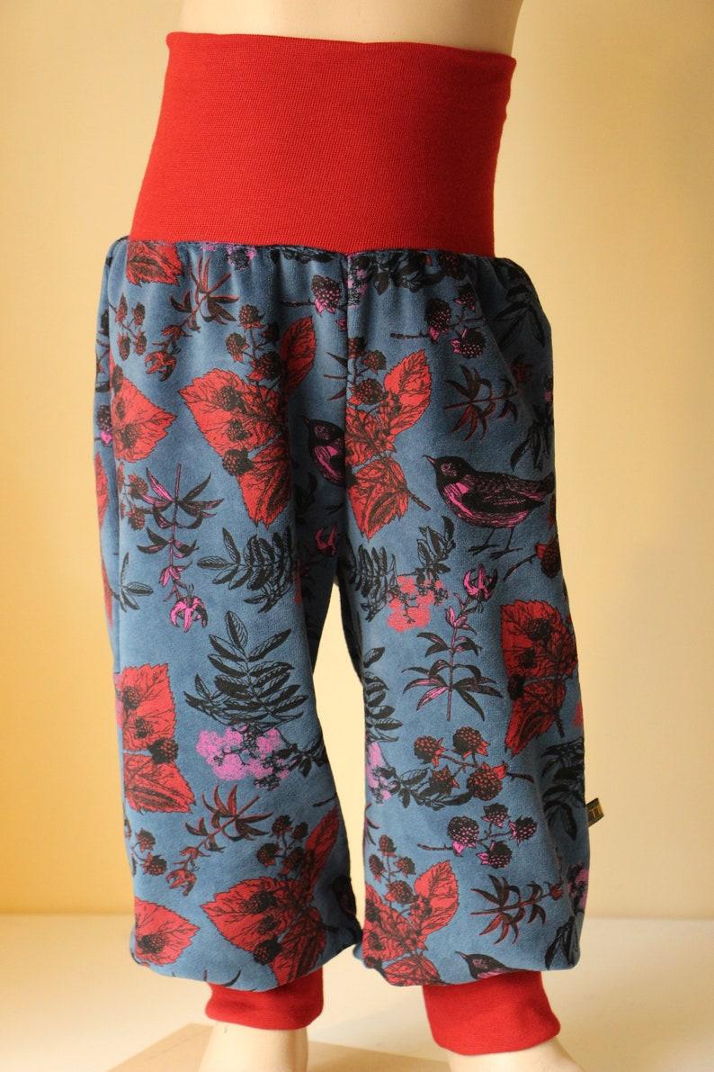 Nicki Nicki pants cotton pants