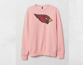 bd30be45db3a9 Arizona cardinals WOMEN Sweatshirt Jumper retro sweater Tee Shirts 90s  women Slogan Sweatshirt Girl ALL sizes