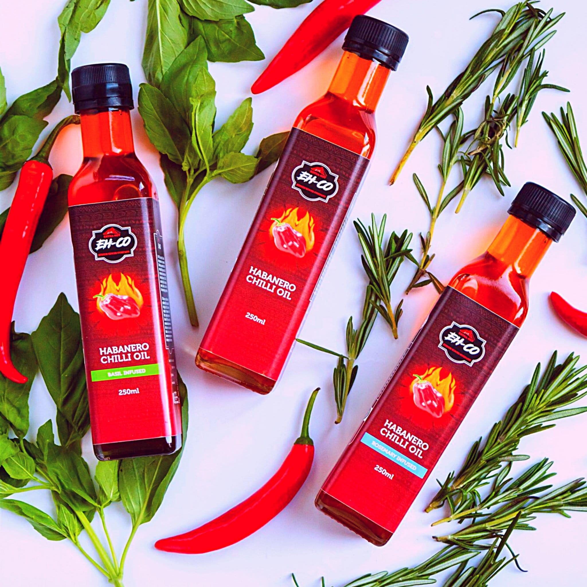 20 Pack Habanero Chili Oil 20ML, Chili Oil, Chili Pepper, Pepper Oil,  Chili, Hot Sauce, Hot Sauce Gift Set, Chili Gift, chilli lover gift