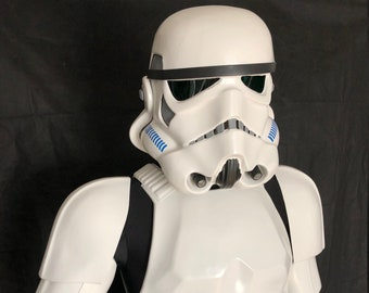 Star Wars Stormtrooper Armor Kit Glossy ABS UV Stable   100% Screen Accurate