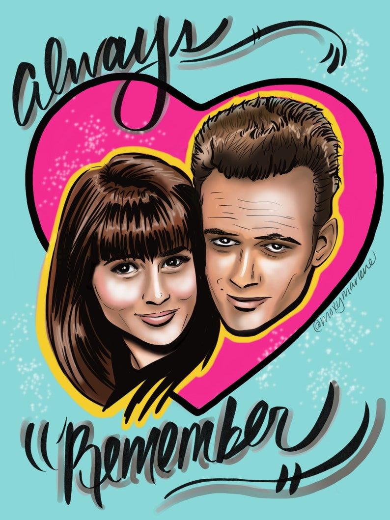 Brenda and Dylan Forever