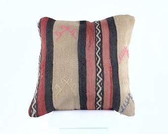 Throw Pillow 16\u00d724 \u0130nches Decorative Kilim Pillow Kilim Pillow Pillow Cover Handmade Kilim Traditional Cushion Cover Cushion Cover