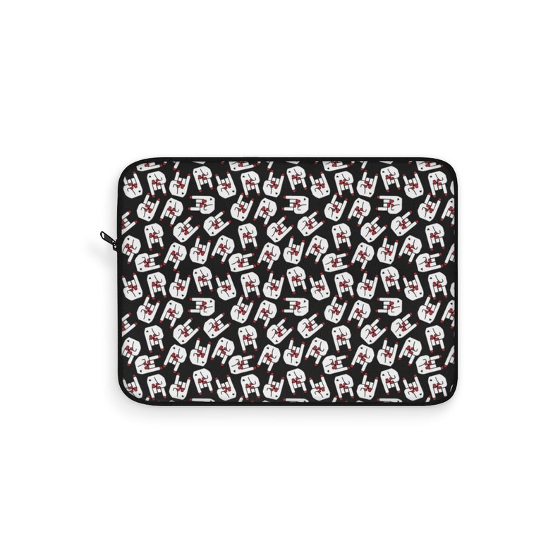 Laptop cover Hell yeah Poulettes image 0