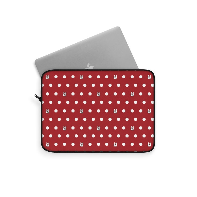 Hell Dots laptop cover image 0