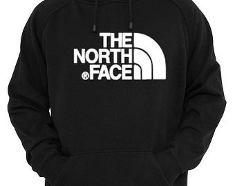 ba702adf customised The North Face women men pull over casual hoodie gift London UK  street wears