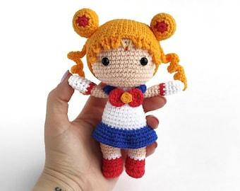 Crochet Doll Anime Free Pattern 65+ Ideas | 270x340
