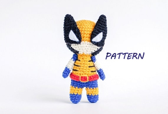 iron man amigurumi patron - Buscar con Google (With images ... | 386x570