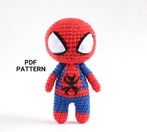 Amigurumi Spiderman Spider man amigurumi crochet crochet ... | 512x570