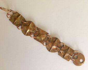 Folded Geometrics Bracelet