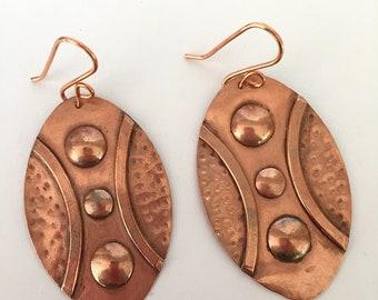 Warrior Shield Earrings