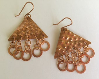 Boho Gypsy Dangle Earrings
