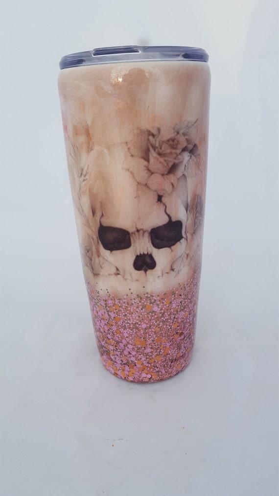 Skull Tumbler