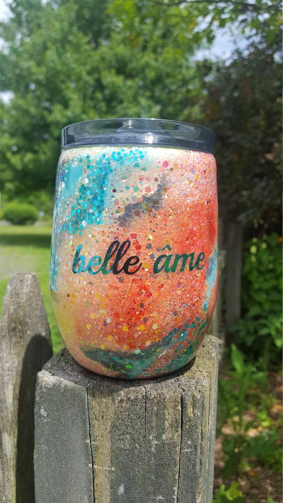 Belle Ame ( A Beautiful Soul) Tumbler