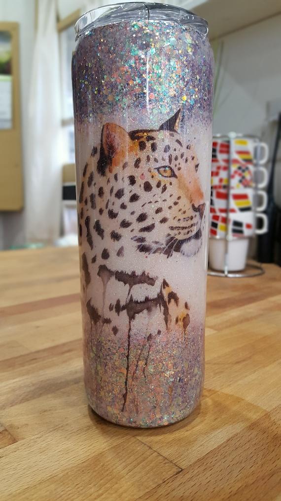 Cheetah Tumbler