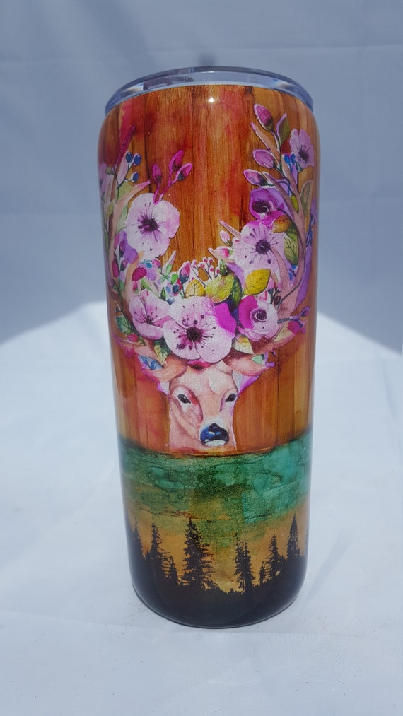Protector of the Forest Tumbler