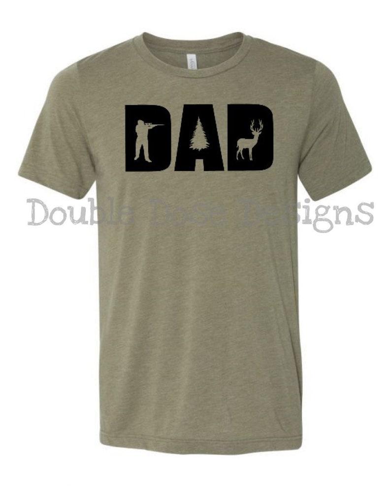 Hunting Dad Hunter Dad  Outdoors Dad shirt